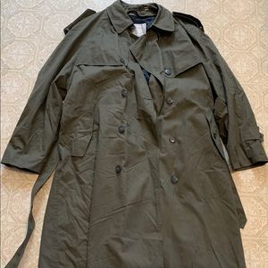 Men's Towne by London Fog Trench Coat